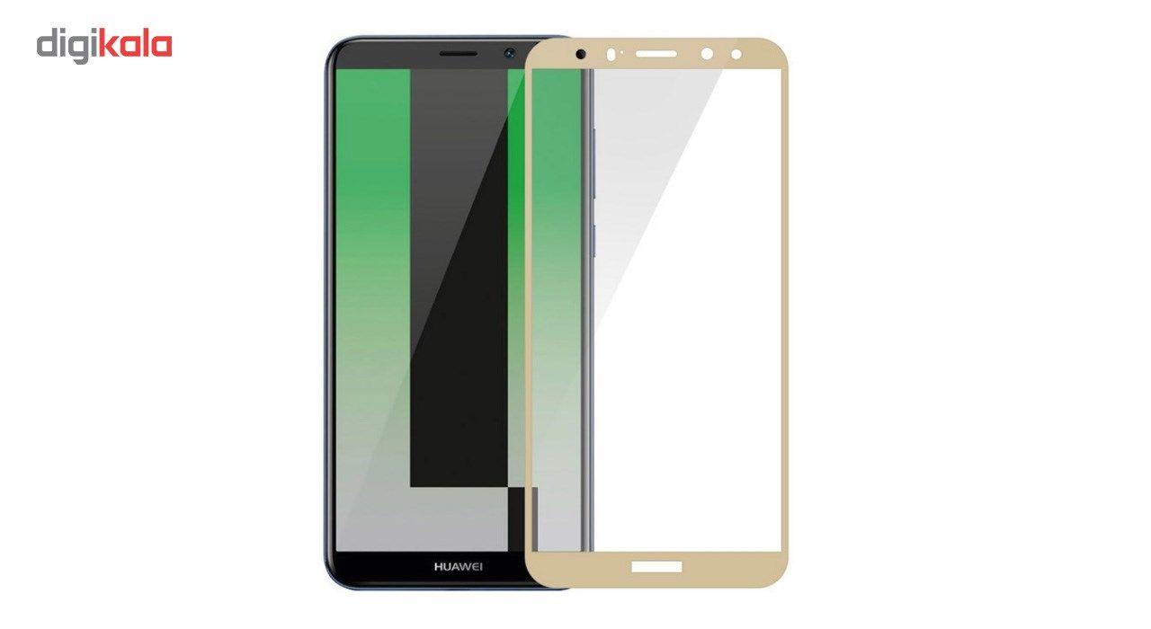 محافظ صفحه نمایش شیشه ای کوالا مدل Full Cover مناسب برای گوشی موبایل هوآوی Mate 10 Lite main 1 3