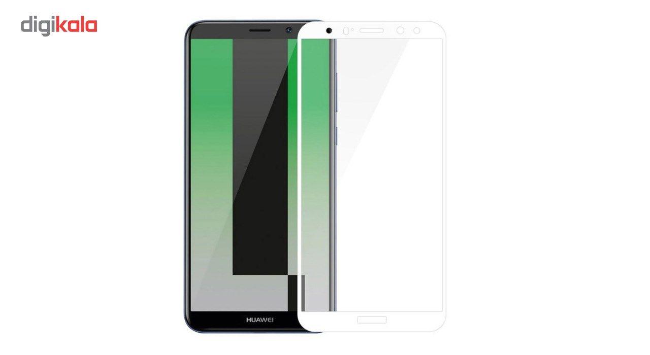 محافظ صفحه نمایش شیشه ای کوالا مدل Full Cover مناسب برای گوشی موبایل هوآوی Mate 10 Lite main 1 4