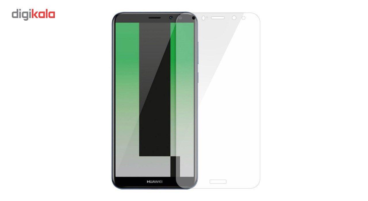 محافظ صفحه نمایش شیشه ای کوالا مدل Full Cover مناسب برای گوشی موبایل هوآوی Mate 10 Lite main 1 5