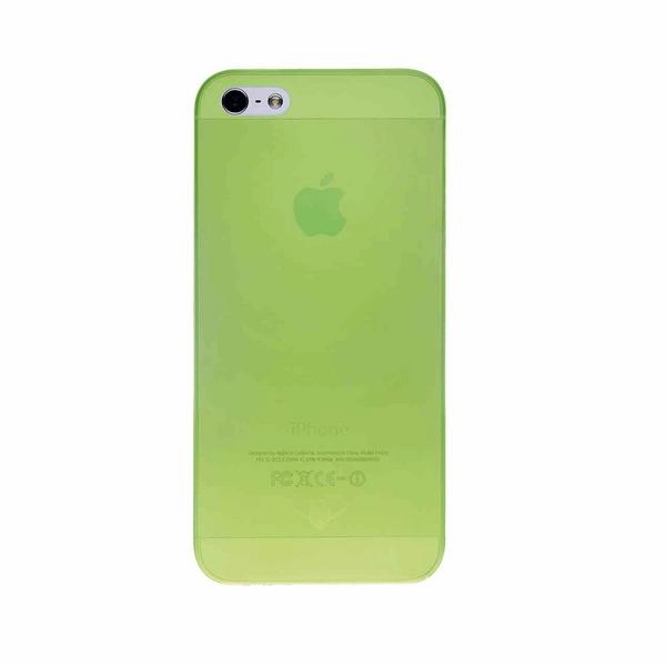 کاور اوزاکی مدل OC533GN مناسب برای گوشی موبایل آیفون 5 و 5S و SE
