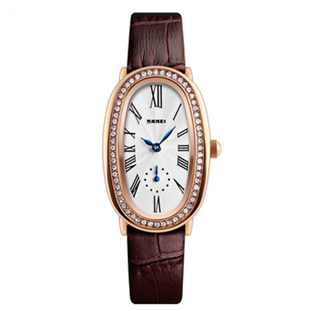 ساعت مچی عقربه ای زنانه اسکمی مدل1292 کد 02