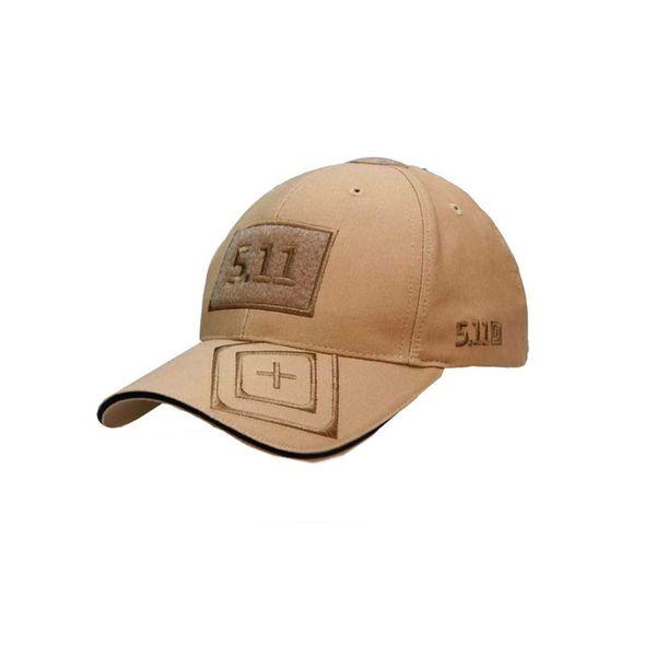کلاه کپ مردانه مدل 5.11