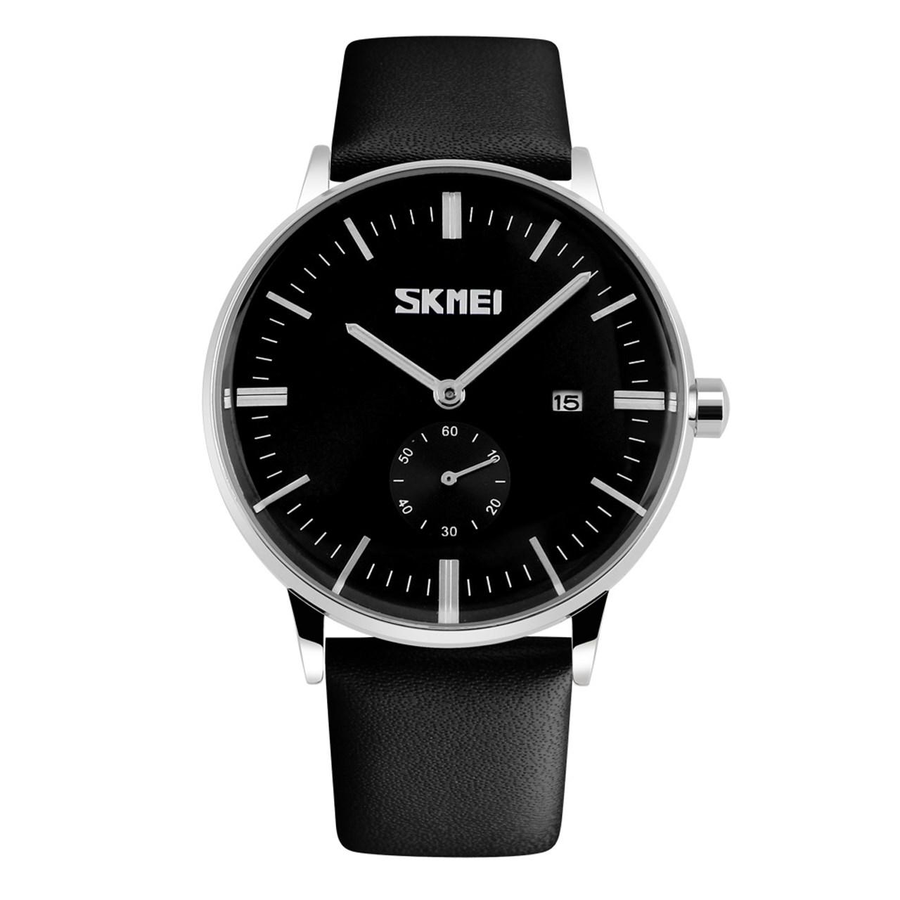 ساعت مچی عقربه ای مردانه اسکمی مدل S9083/Black 55