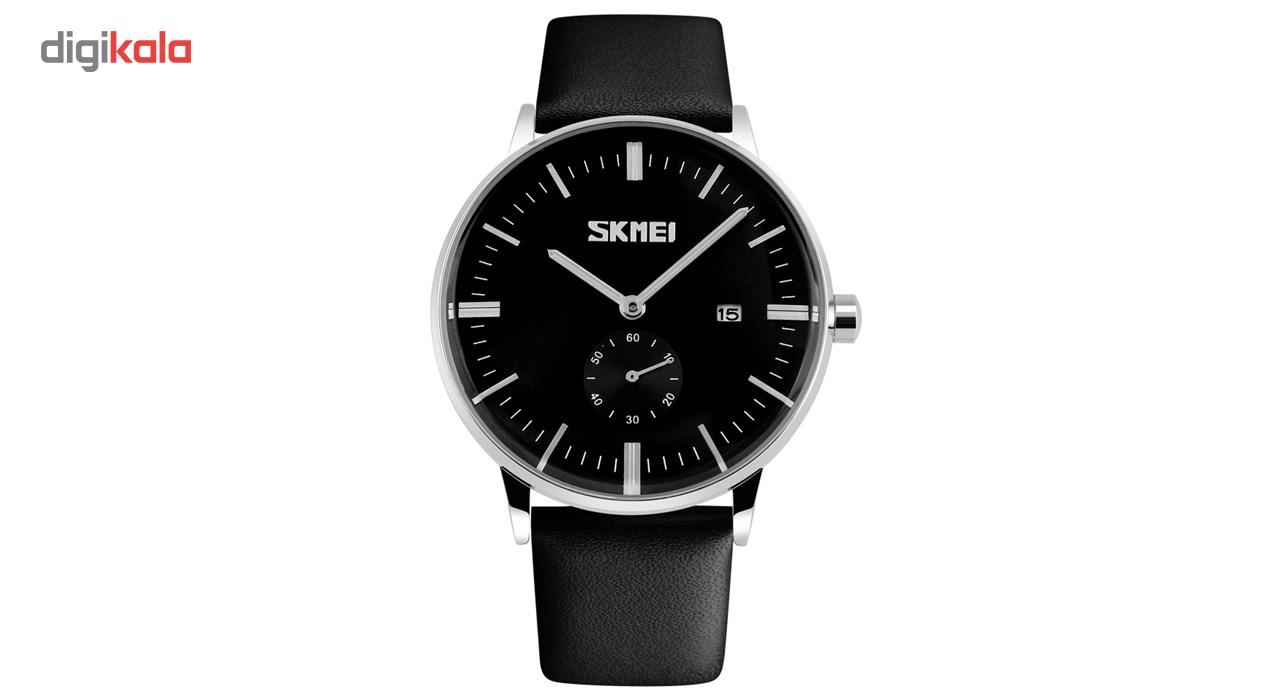 ساعت مچی عقربه ای مردانه اسکمی مدل S9083/Black