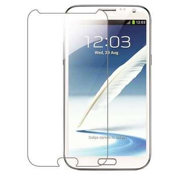 محافظ صفحه نمایش شیشه ای تمپرد مناسب برای گوشی موبایل سامسونگ Galaxy Note 2