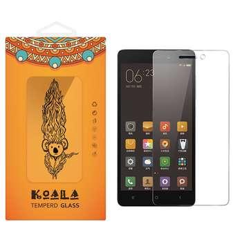 محافظ صفحه نمایش شیشه ای کوالا مدل Tempered مناسب برای گوشی موبایل شیائومی Redmi 3 Pro