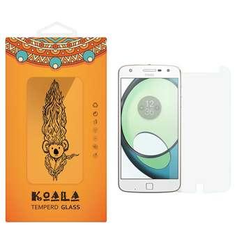 محافظ صفحه نمایش شیشه ای کوالا مدل Tempered مناسب برای گوشی موبایل موتورولا Moto Z Play
