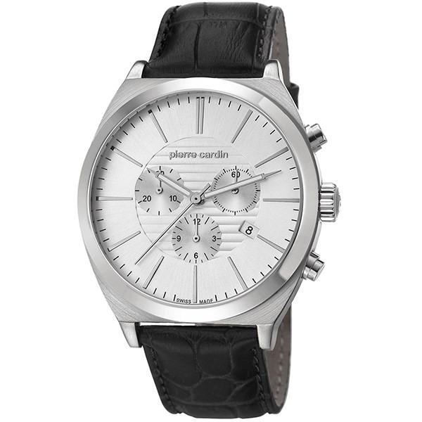 ساعت مچی عقربه ای مردانه پیر کاردین مدل PC107121S01