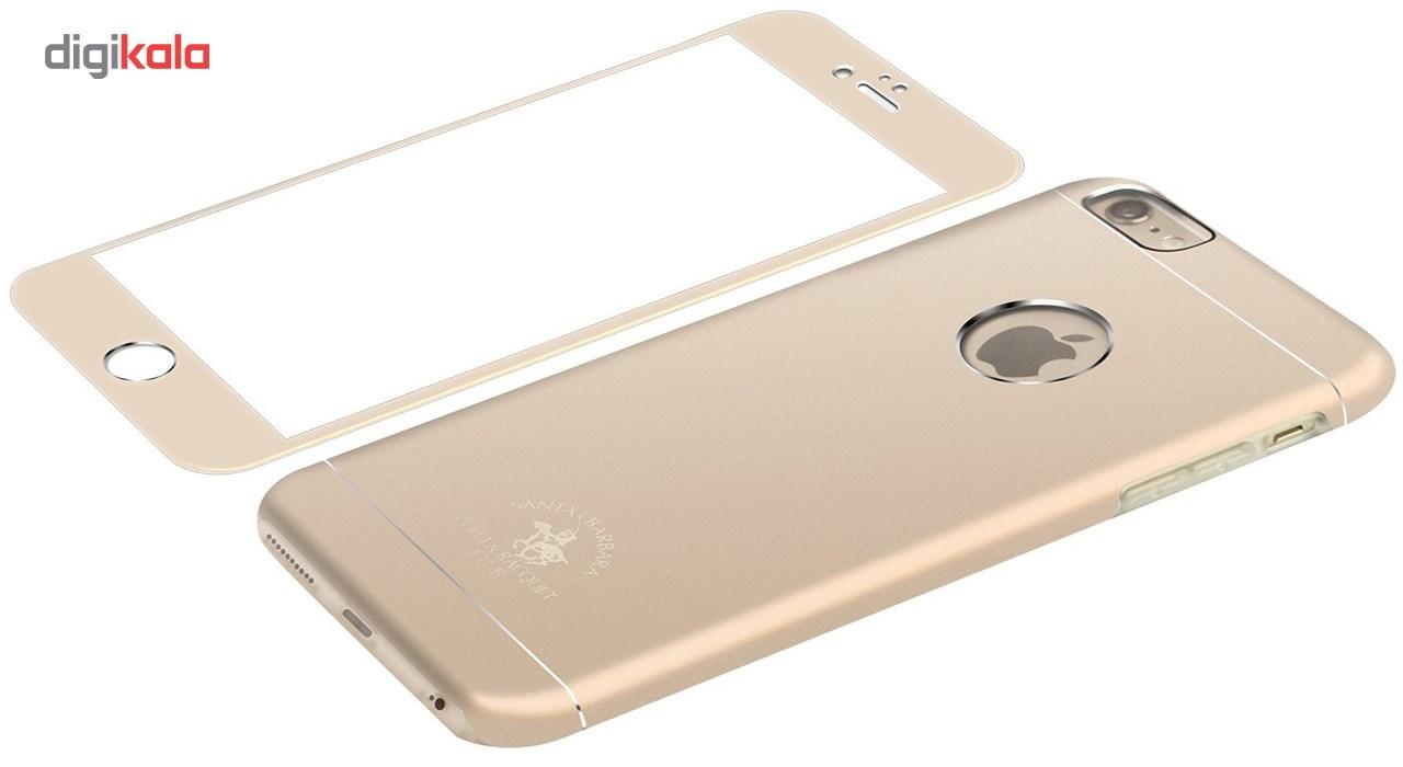 کاور سانتا باربارا مدل Blaze مناسب برای گوشی موبایل آیفون 6 پلاس / 6s پلاس thumb 2 4