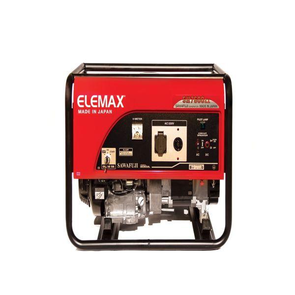موتور برق بنزینی هوندا المکس مدل SH7600EX