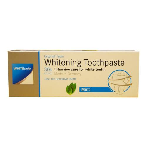 خمیر دندان وایت اسمایل مدل سفید کننده دندان