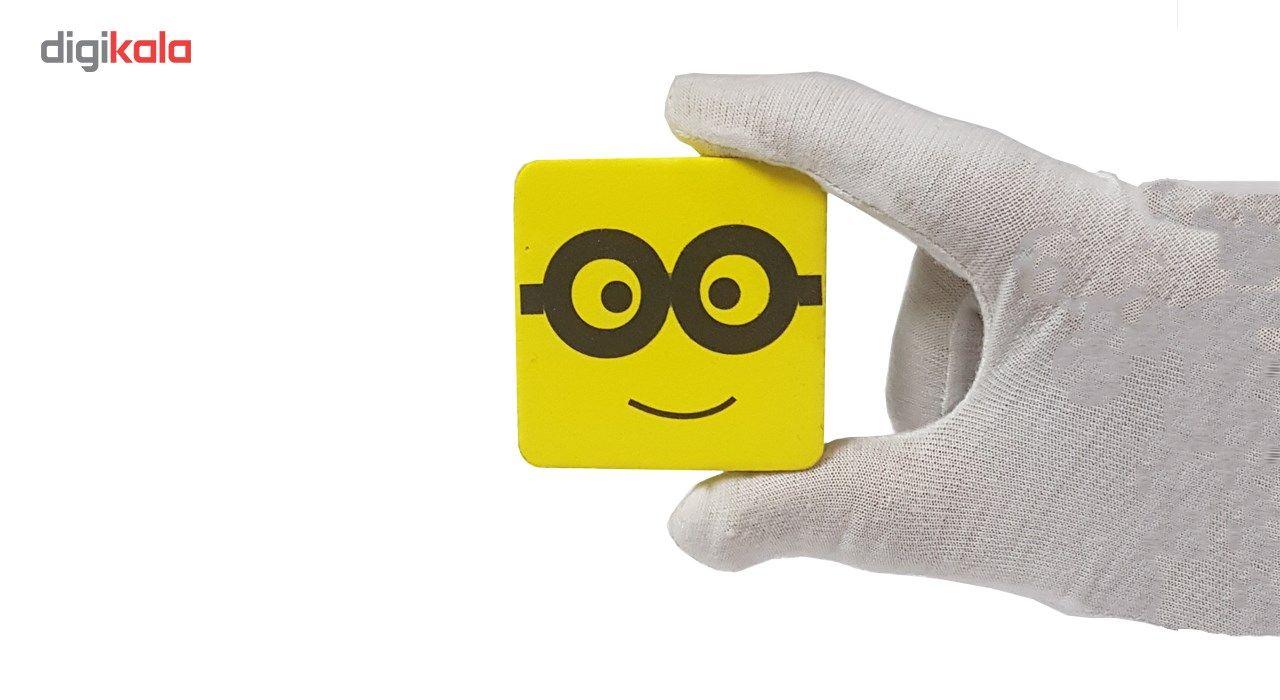 تخته پاک کن وایت برد مغناطیسی مدل عینک - بسته دو عددی main 1 3