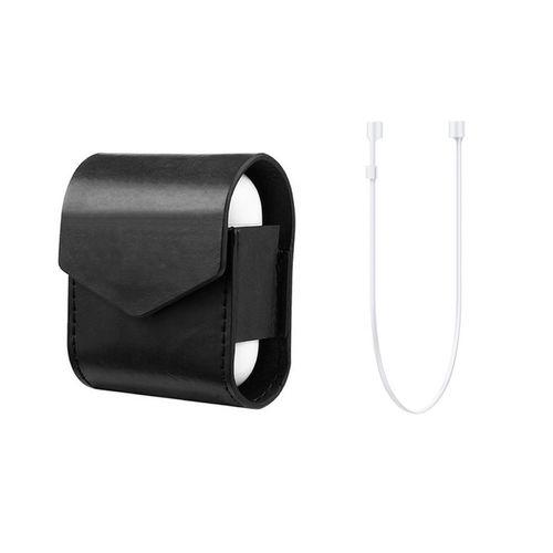 کاور محافظ چرمی ویو مناسب برای کیس ایرپاد به همراه بند نگهدارنده مدلLanyard