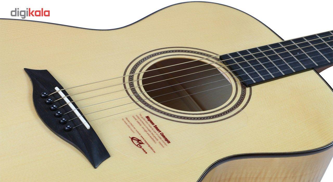 گیتار آکوستیک میسون مدل M7 main 1 2