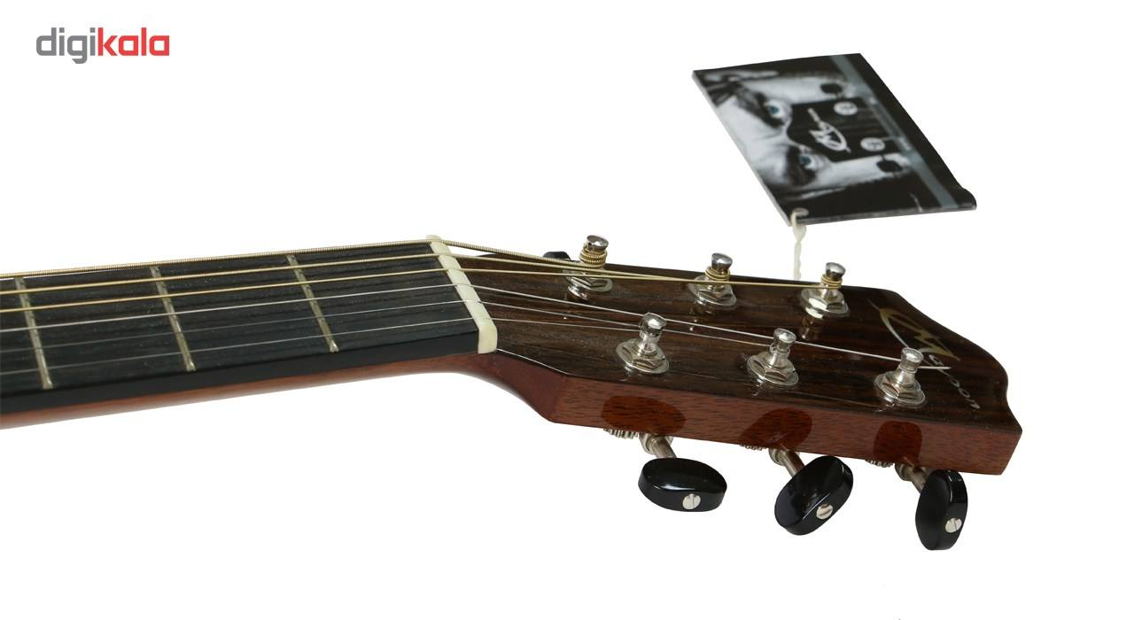 گیتار آکوستیک میسون مدل M7 main 1 3