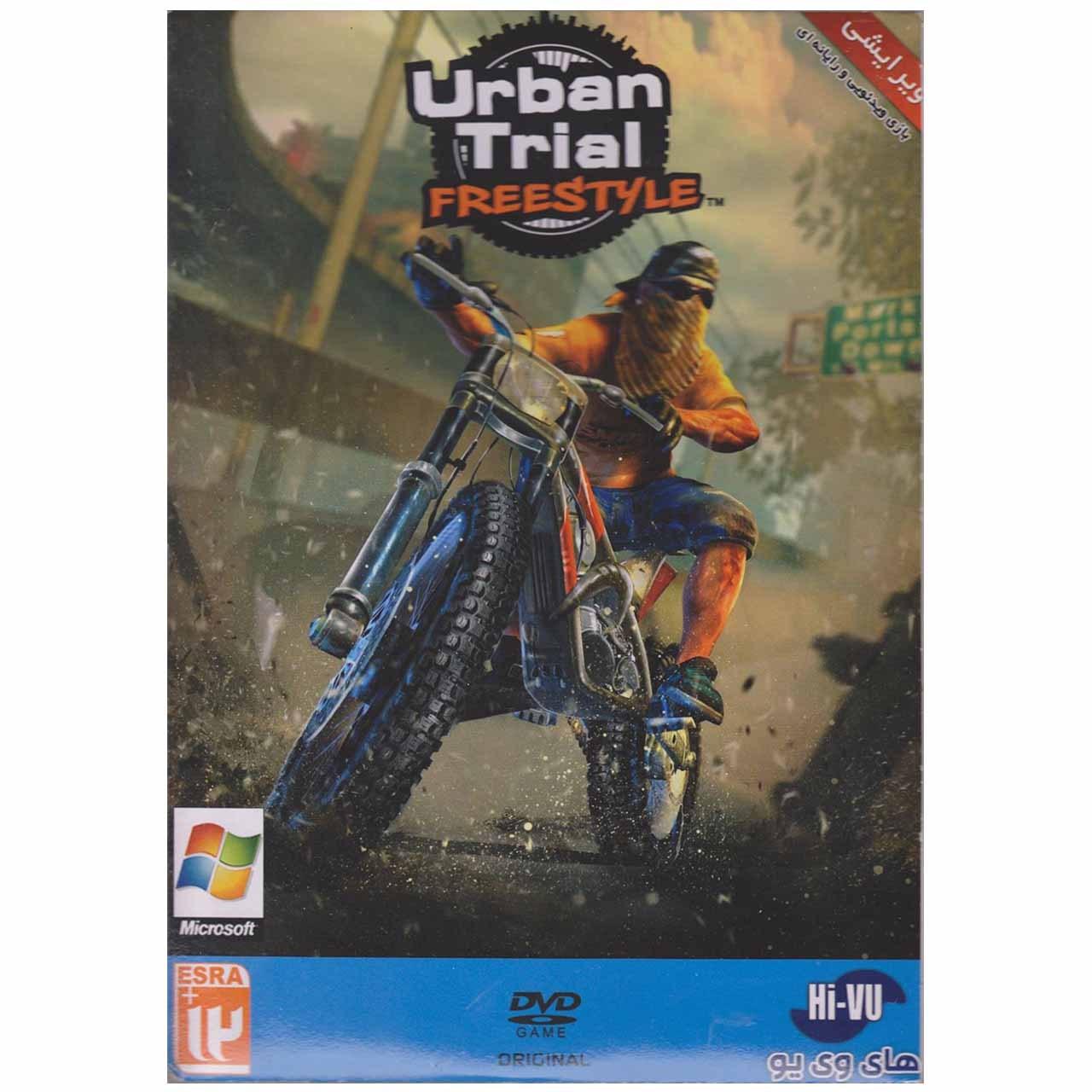 بازی Urban Trial Freestyle مخصوص  PC