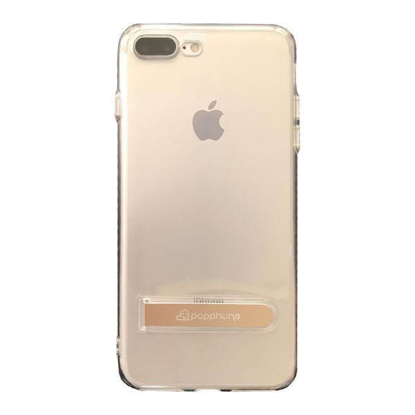 کاور ژله ای پایه دار مدل popphone مناسب برای گوشی موبایل آیفون 8plus/7plus