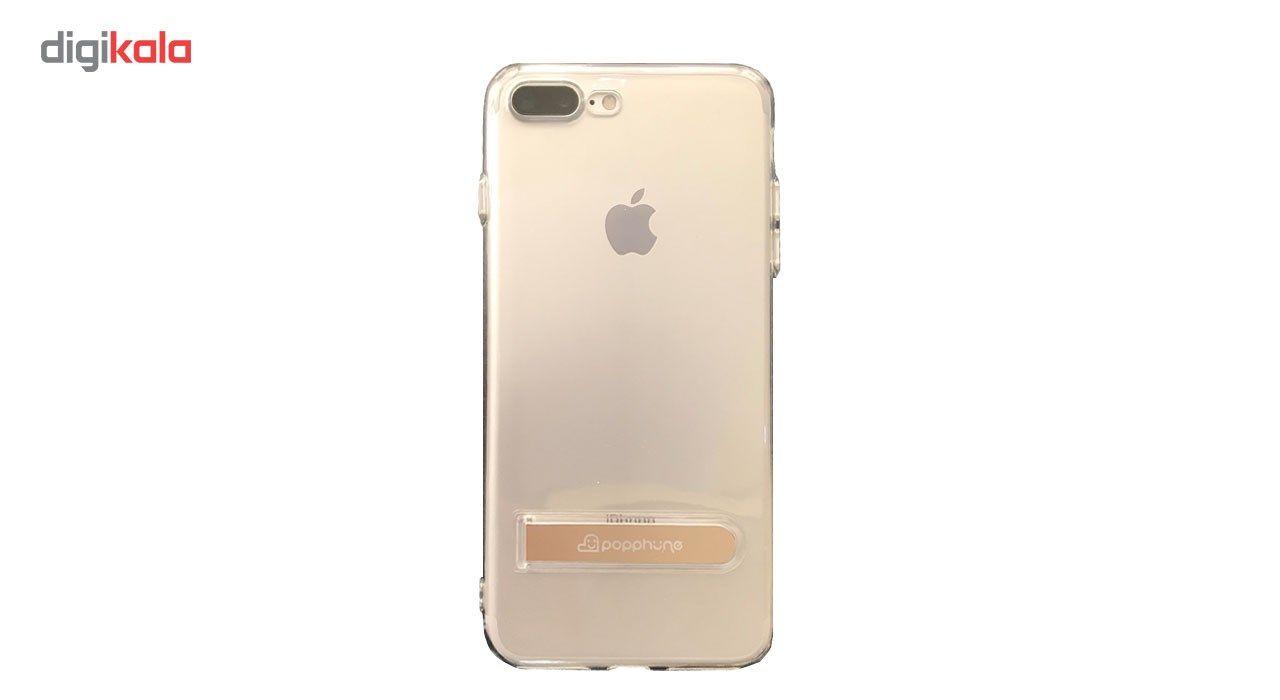 کاور ژله ای پایه دار مدل popphone مناسب برای گوشی موبایل آیفون 8plus/7plus main 1 1