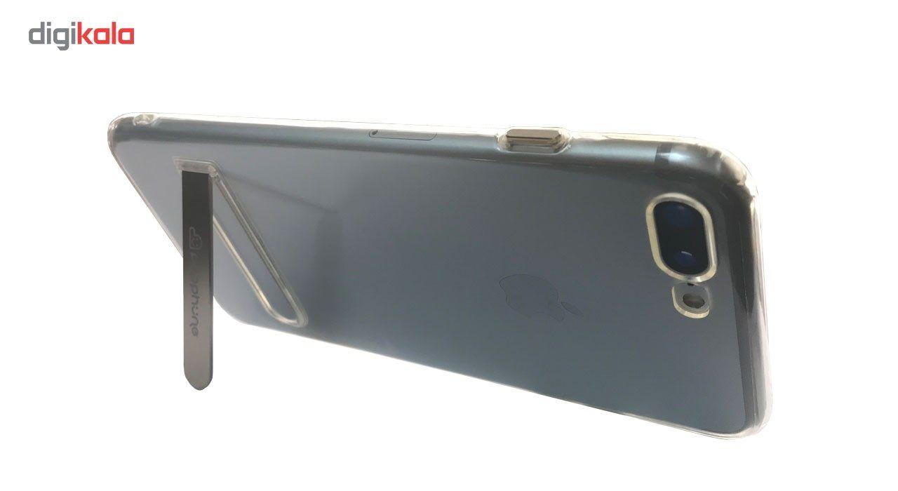 کاور ژله ای پایه دار مدل popphone مناسب برای گوشی موبایل آیفون 8plus/7plus main 1 4