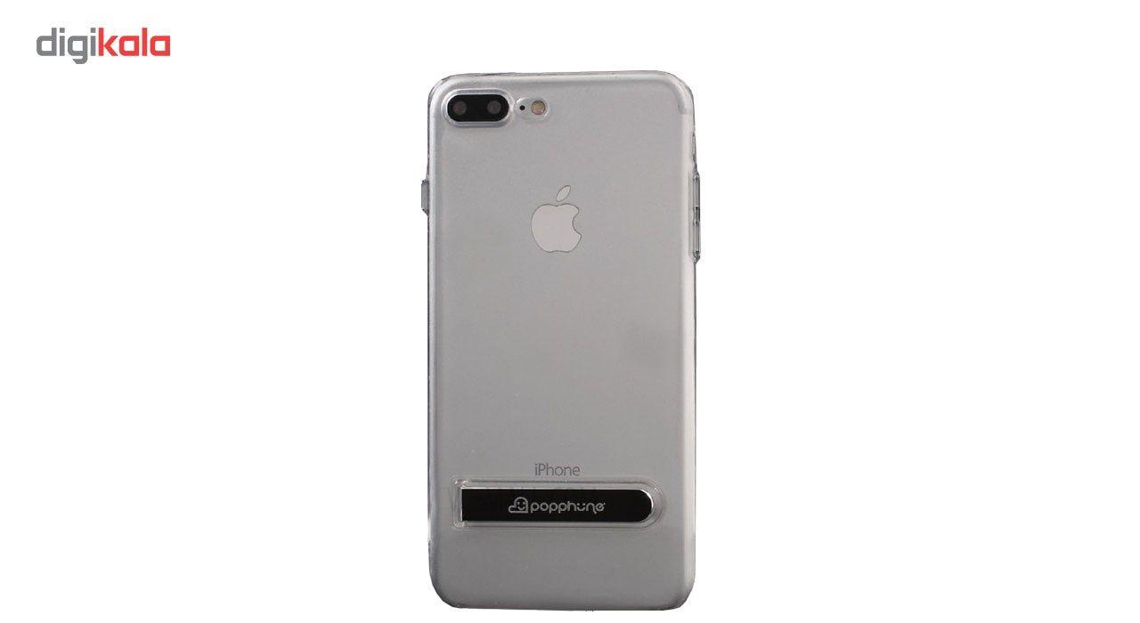کاور ژله ای پایه دار مدل popphone مناسب برای گوشی موبایل آیفون 8plus/7plus main 1 5
