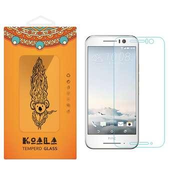 محافظ صفحه نمایش شیشه ای کوالا مدل Tempered مناسب برای گوشی موبایل اچ تی سی One S9