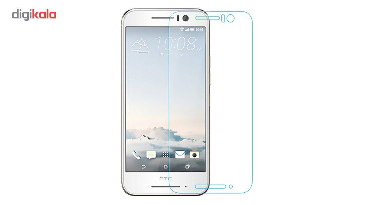 محافظ صفحه نمایش شیشه ای کوالا مدل Tempered مناسب برای گوشی موبایل اچ تی سی One S9 main 1 2