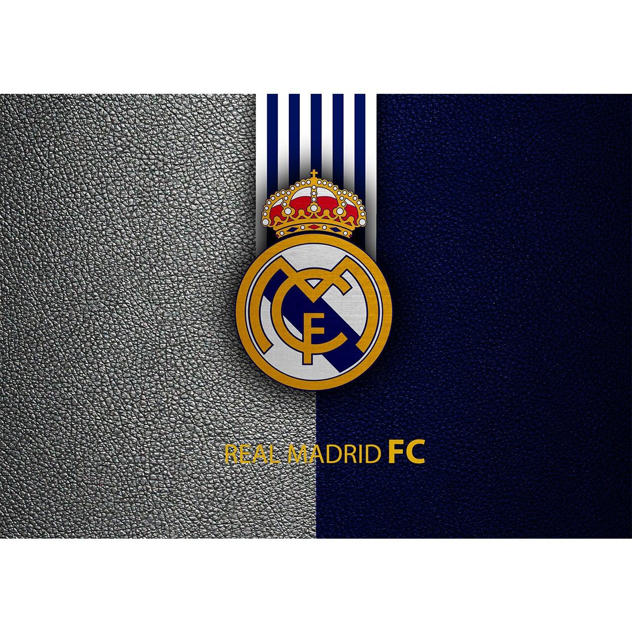 تابلو شاسی چاپ سی طرح رئال مادرید