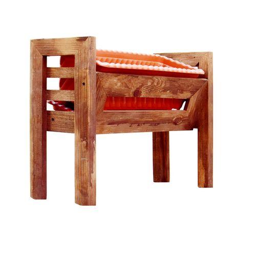 استند گلدونه مدل چوبی
