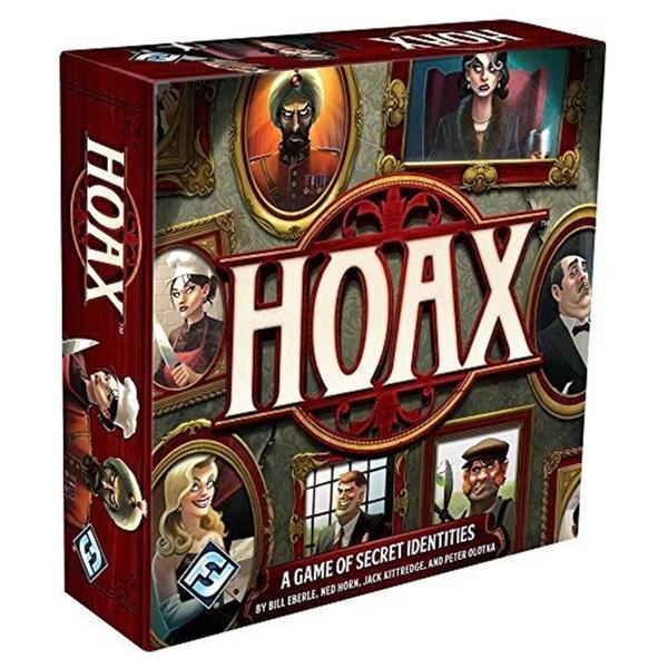 بازی کارتی فانتزی فلایت گیمز مدل HOAX