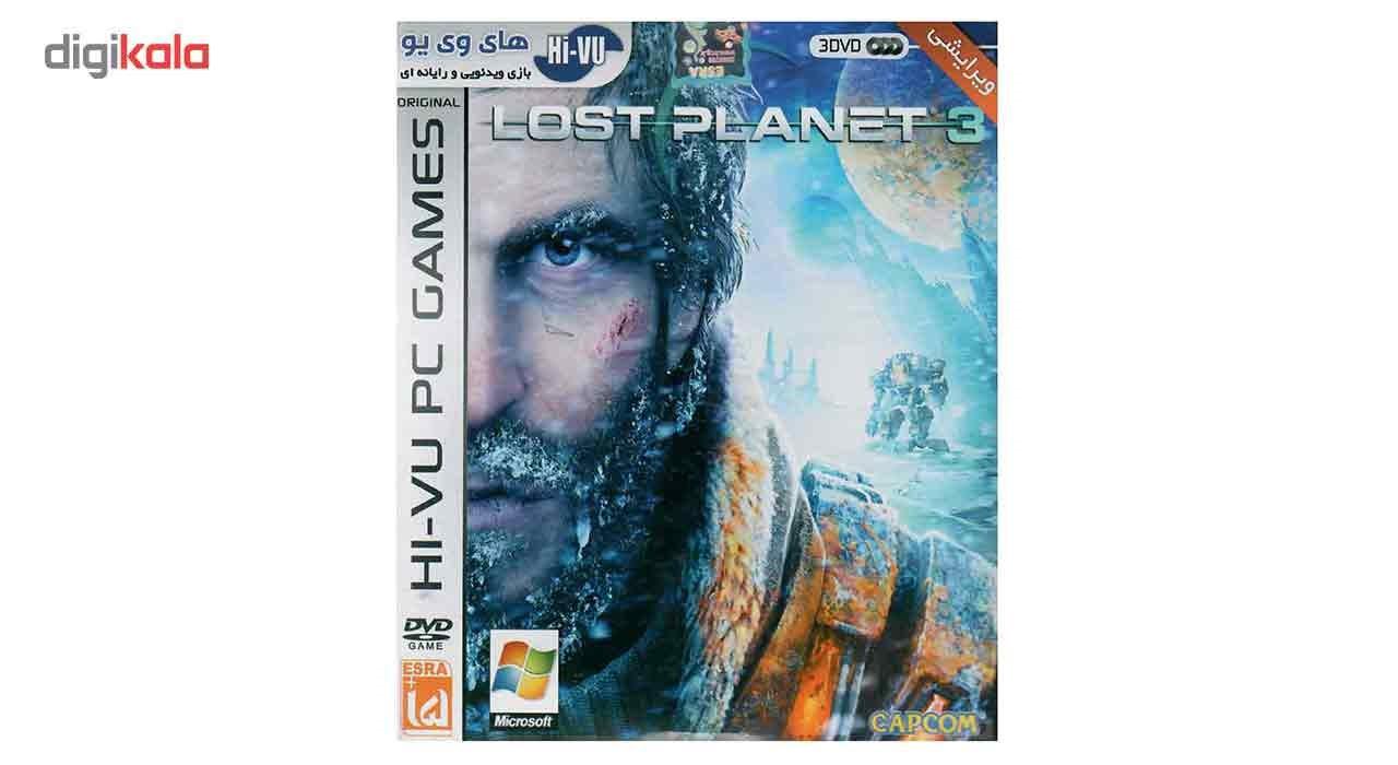 بازی Lost Planet 3 مخصوص  PC