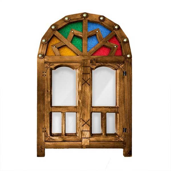 آینه مدل پنجره سنتی کد 10040