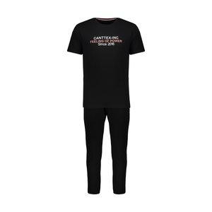ست تی شرت و شلوار مردانه دل مد گروپ مدل 249101002