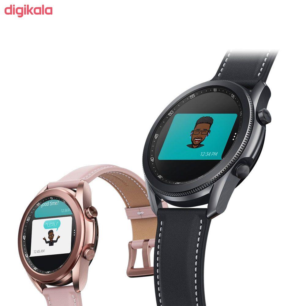 ساعت هوشمند سامسونگ مدل Galaxy Watch3 SM-R850 41mm main 1 9