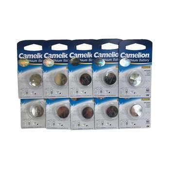 باتری سکه ای کملیون مدل CR2025 بسته 10 عددی