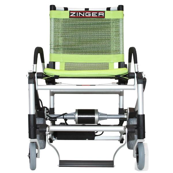 ویلچر برقی دی کی سیتی مدل زینگر کد 3