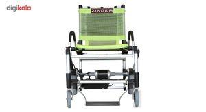 ویلچر برقی دی کی سیتی مدل زینگر کد 3  Dkcity Zinger Orthopedic Wheelchair