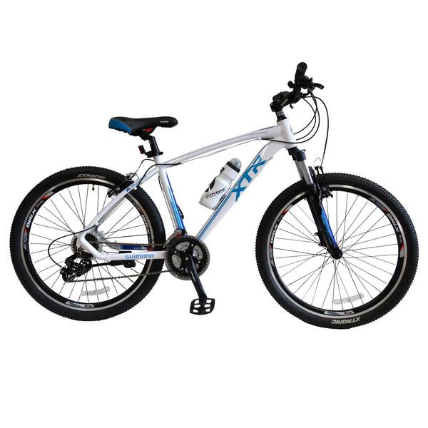 دوچرخه کوهستان سایز 26  برند  XTRONIC  مدل Monarch سفید