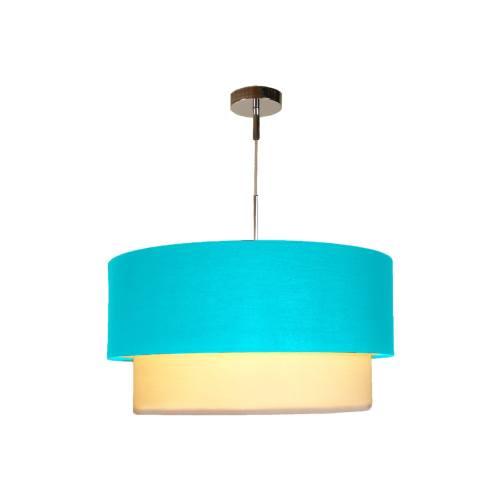 چراغ آویز تک لایت مدل پلکانی(آبی)