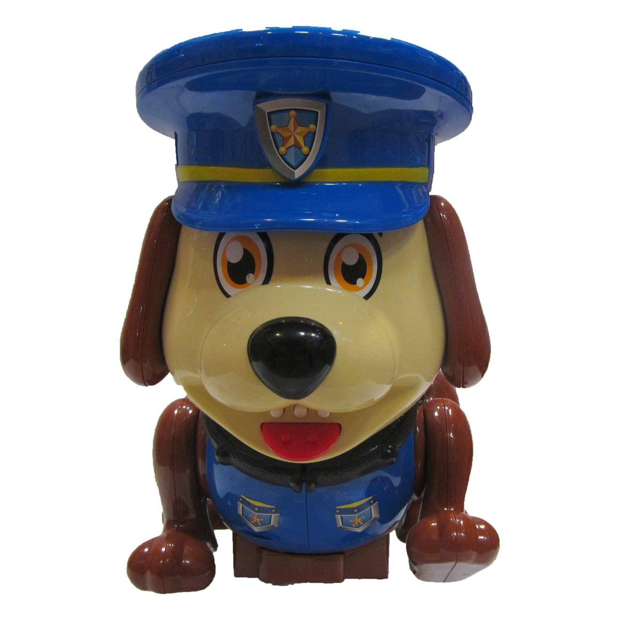 اسباب بازی سگ نگهبان کنترلی مدل Smart Tom
