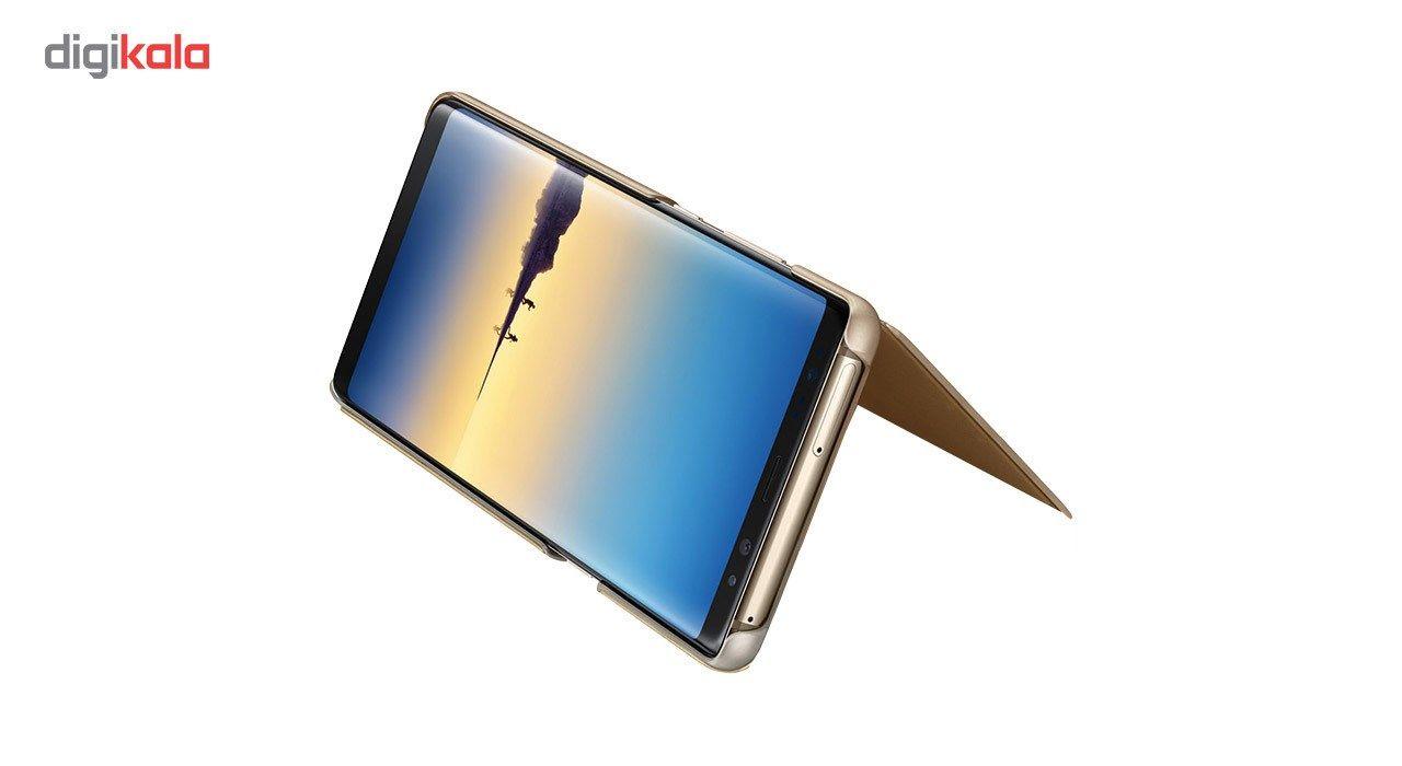 کاور استندینگ ویوو مدل ZG955 مناسب برای گوشی موبایل سامسونگ Galaxy Note 8 main 1 6