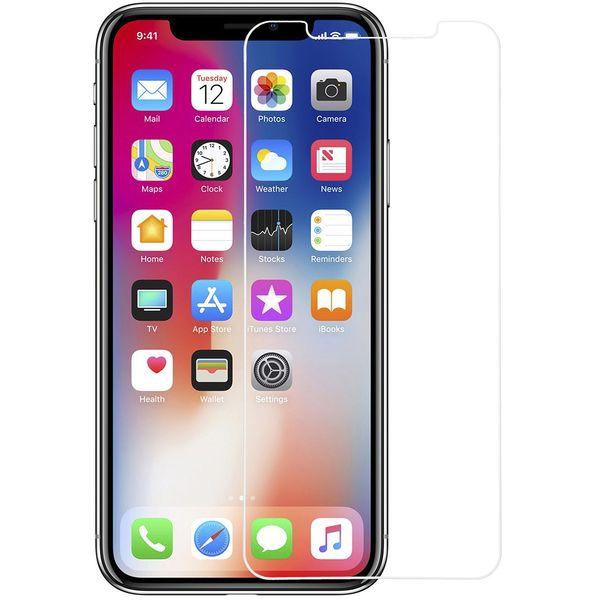 محافظ صفحه نمایش شیشه ای ریمکس مدلTempered مناسب برای گوشی موبایل اپل iPhone X