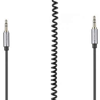 کابل انتقال صدا 3.5 میلی متری یونیتک مدل Y-C922ABK طول 1.5 متر
