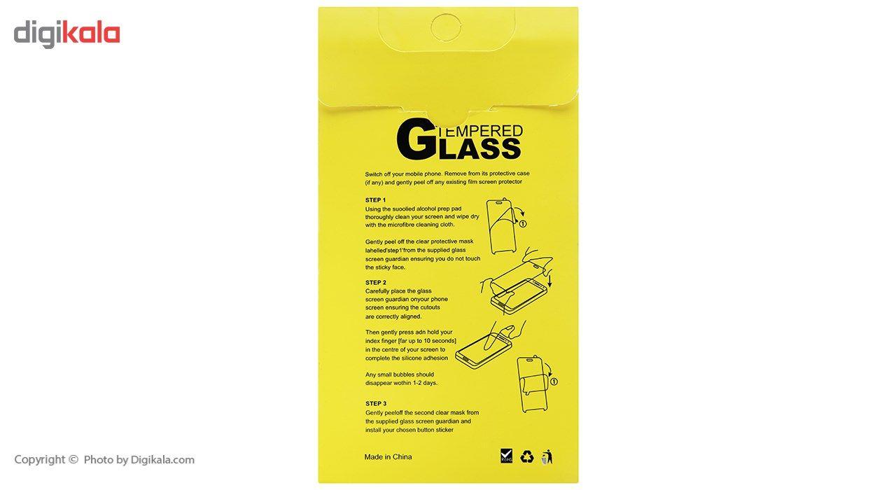محافظ صفحه نمایش شیشه ای ریمکس مدلTempered مناسب برای گوشی موبایل اپل iPhone X main 1 3
