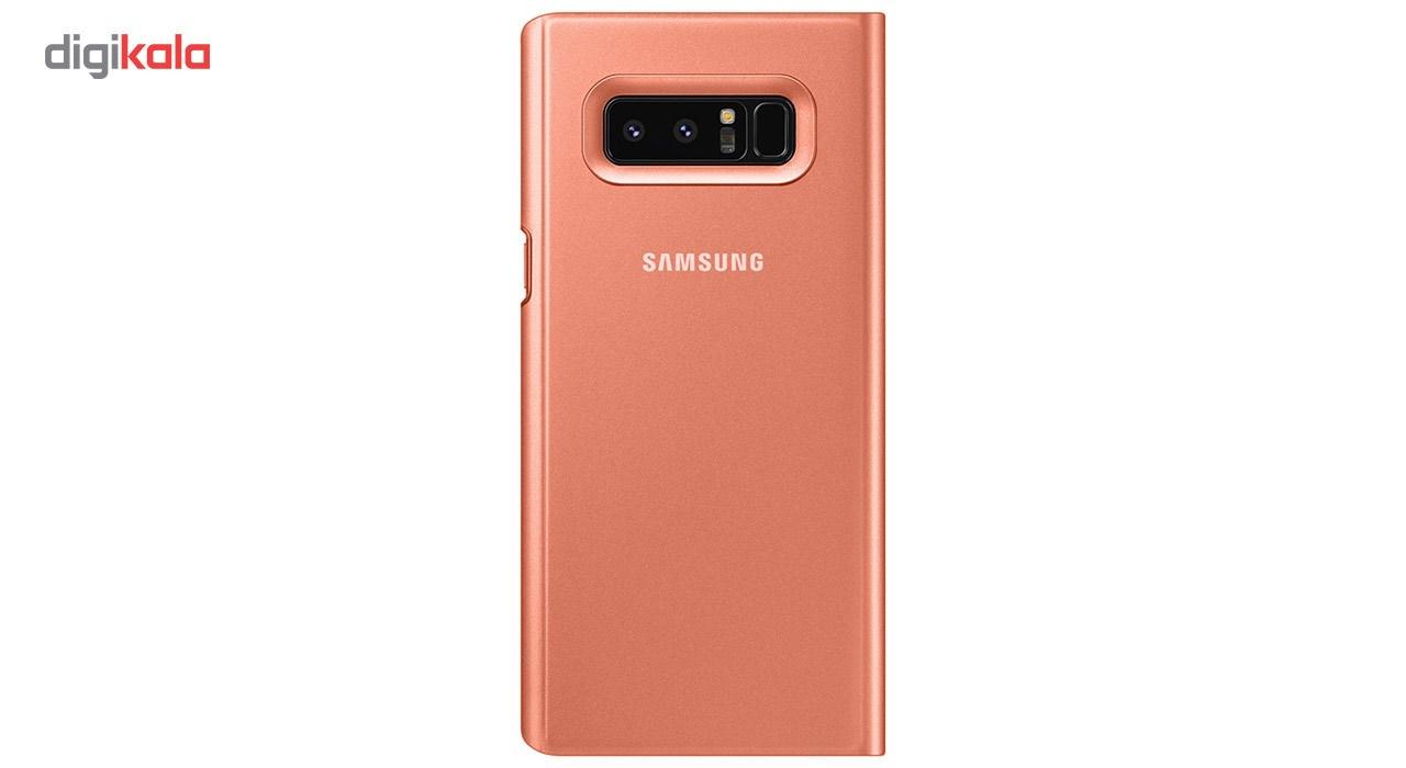 کاور استندینگ ویوو مدل ZG955 مناسب برای گوشی موبایل سامسونگ Galaxy Note 8 main 1 8