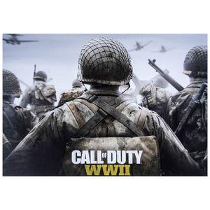تابلو شاسی طرح Call Of Duty سایز 49×69
