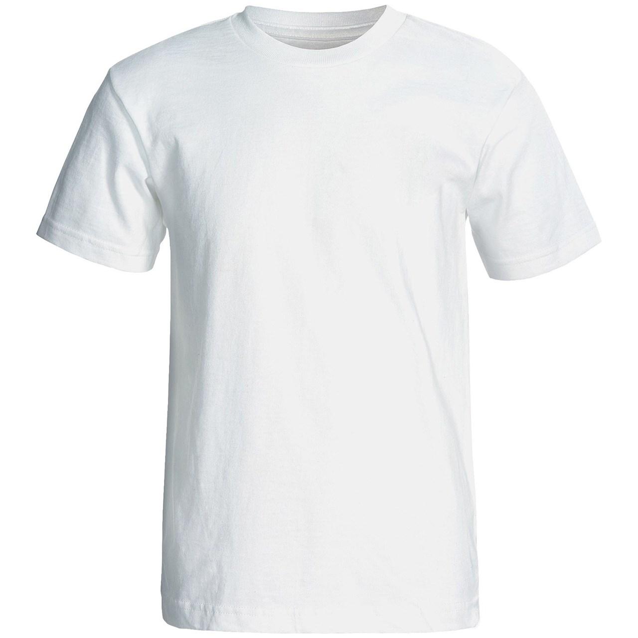 قیمت تی شرت سفید پارس