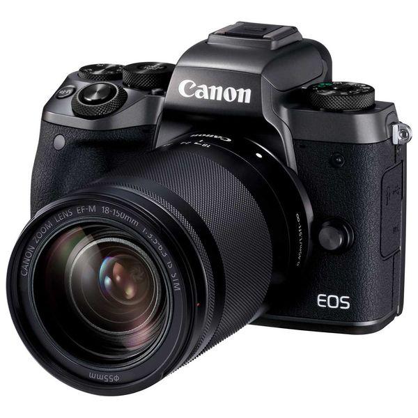 دوربین دیجیتال بدون آینه کانن مدل EOS M5 به همراه لنز 18-150 میلی متر IS STM