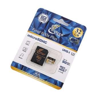 کارت حافظه microSDHC ویکو من مدل Extre600X کلاس 10 استاندارد UHS-I U3 سرعت 90MBps ظرفیت 32گیگابایت همراه با آداپتور SD