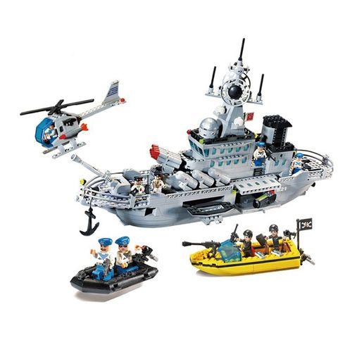 ساختنی  کشتی انلایتن مدل821  تعداد 843  قطعه