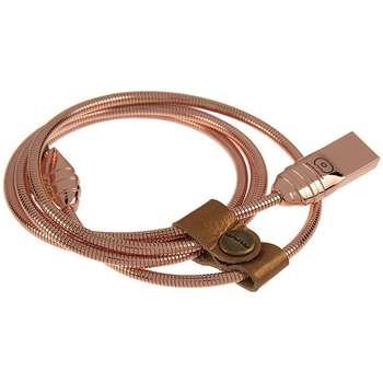 کابل تبدیل USB به microUSB دبلیو یو دبلیو مدل X10 طول 1 متر